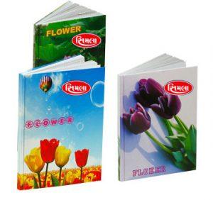 Note books -Simla Calendars